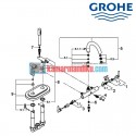 Bath or shower mixer Grohe atrio classic 25046000