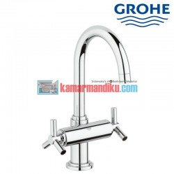 single-hole basin mixer L-size Grohe atrio classic 21019000