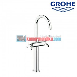 single-hole basin mixer XL-size Grohe atrio classic 21044000