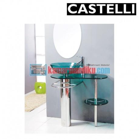 GLASS BASIN SET CASATELLI