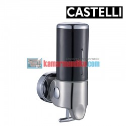 Single Soap Dispenser 1256706-BL CASTELLI