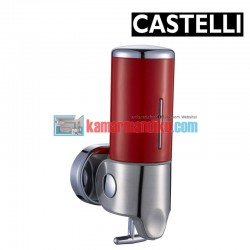 Single Soap Dispenser 1256706-RD CASTELLI