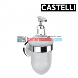 Soap Dispenser - White Ring 1196702-wh CASTELLI