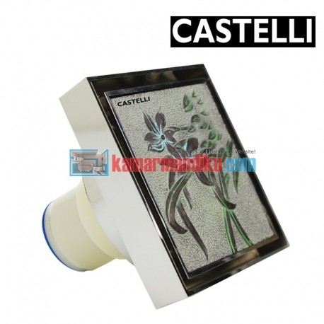 Stone - Floor Drain 1195102-BA CASTELLI