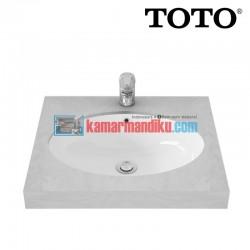 Wastafel Toto LW 651 J