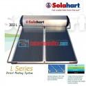 Solahart Pemanas air Tenaga matahari S 302 L - 6 Alur