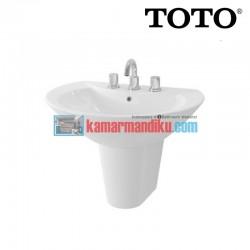 Wastafel Toto LW 820 J / LW 820 HFJ