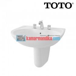 Toto Wastafel LW 242 J / LW 242 HFJ