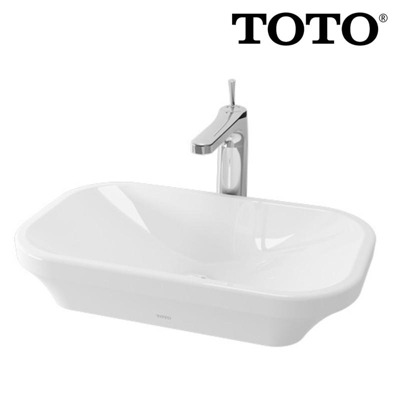 Wastafel Toto LW 630 J - Toko Online Perlengkapan Kamar Mandi & Dapur