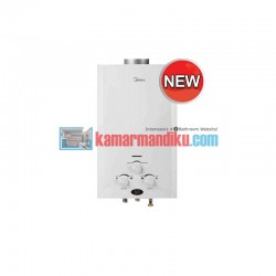 Water Heater Gas Midea DG2 Series