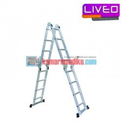 Liveo Multi-Purpose Ladder LV 604 (4,4m)