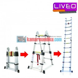 Liveo Magic Telescopic Tangga Lipat LV 222