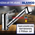 Blanco Kran Air Stainless Steel tipe Arum-S