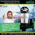 Wilo PDV - A 400 E Pompa Submersible Air Kotor