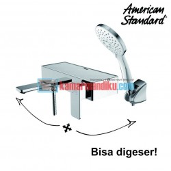 American Standard PREMIUM SERIES Acacia E Exposed Bath Shower Mixer With Shower Kits