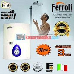Ferroli - Water Heater Gas
