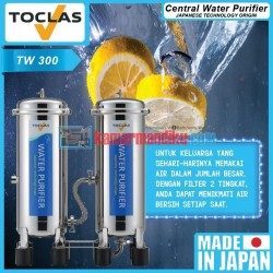 Toclas TW 300 - Water Filter Sentral Made In Japan