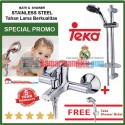 Teka keran bath shower Stylo series