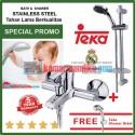 Teka faucet bath shower Stylo series