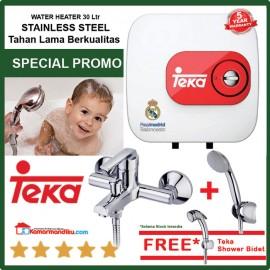 Teka Pemanas Air EH 30 free keran shower