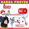 Teka Water Heater EH 30 free Faucet Shower