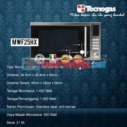 Tecnogas MWF25HX Oven