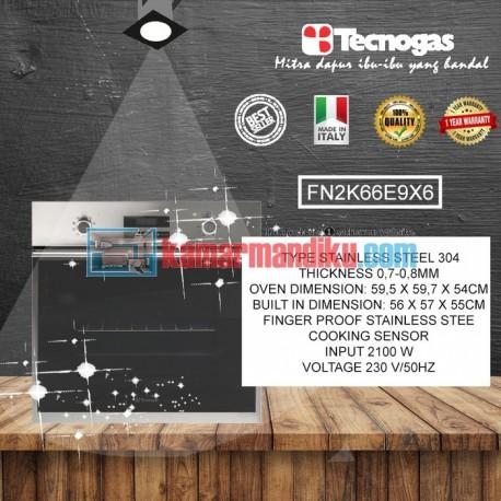 Tecnogas Oven FN2K66E9X6
