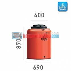 Penguin Water Tank TB 32 capacity 300 Liter