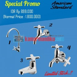 American Standard Special Promo