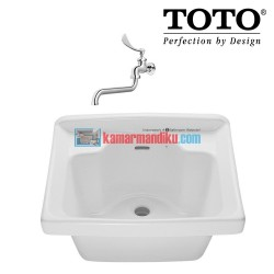 Toto SK 508 laundry sink