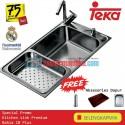 Kitchen Sinks Teka Type Bahia 1 Plus