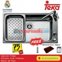 Kitchen Sinks Teka Type Bahia 1 Plus