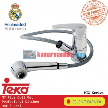 Teka kitchen Sink Faucet Mm-Mt Pull Out profesional