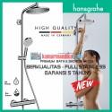 Hansgrohe Rain shower Thermostatic Ecostat Crometta S 240