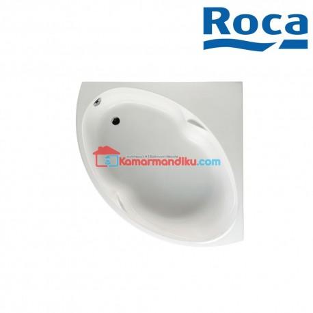 Roca Genova Symmetrical acrylic corner bath