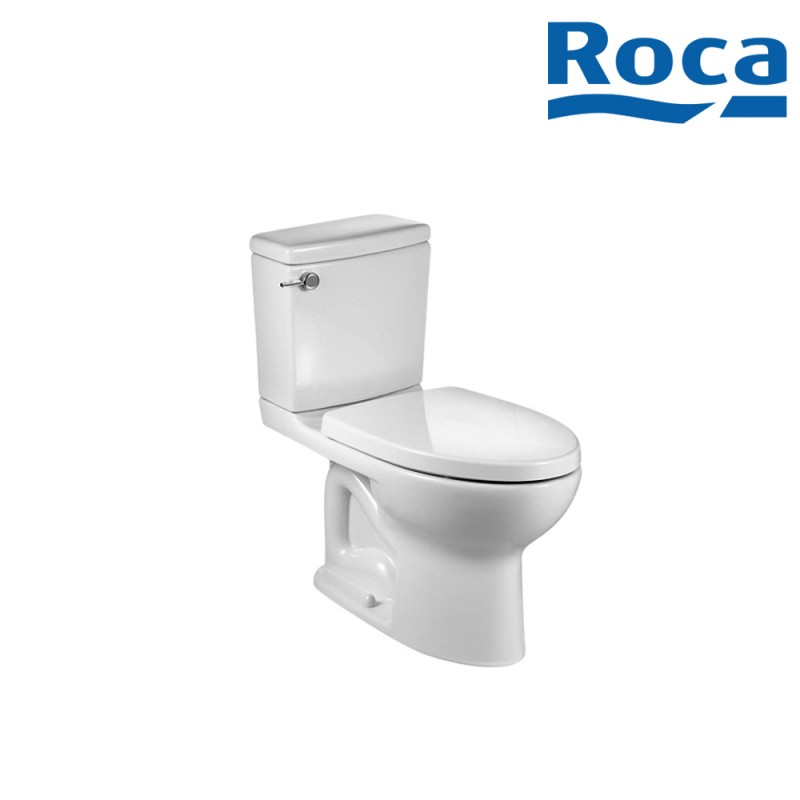 Roca debba close coupled wc with vertical outlet for Wc debba roca