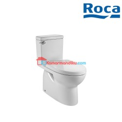 Roca Debba One piece WC with vertical outlet. S-Trap 305 mm