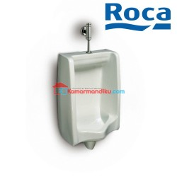 Roca Bana Vitreous china urinal with top inlet