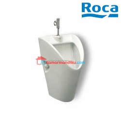 Roca Chic Vitreous china urinal with top inlet