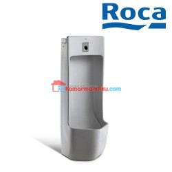 Roca Site Electronic vitreous china urinal with integrated sensor