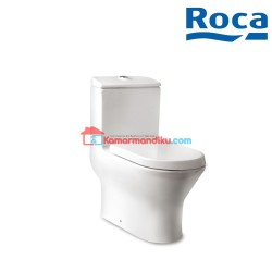 Roca Nexo One piece WC with dual outlet. P-Trap or S-Trap 305 mm.