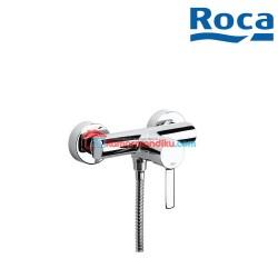 Roca Targa Shower Mixer bak mandi dipasang di dinding