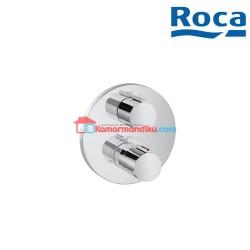 Roca T-1000 Shower mixer bak mandi dengan aliran pengalir