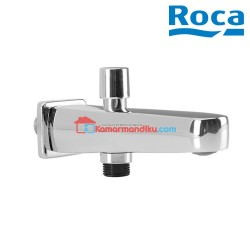 Roca Estrella Tap bath spout with diverter