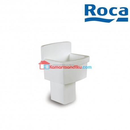 Roca Wastafel Laundry Hamito Vitreous china with anti splash board
