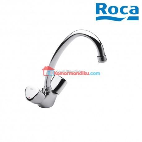Roca Keran Brava kitchen sink