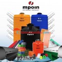 MPOINT PLUS Tangki Anti pecah 1600 L