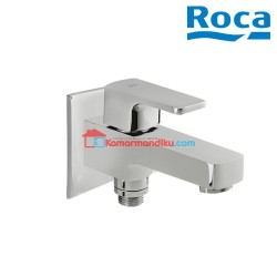 Roca Escuadra Wall Mounted 2 Way Tap