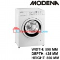 MODENA WASHING MACHINE IMPERIAN - WF 620
