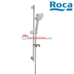 Roca Sensum Square 130 Shower Kit With 2 Functions